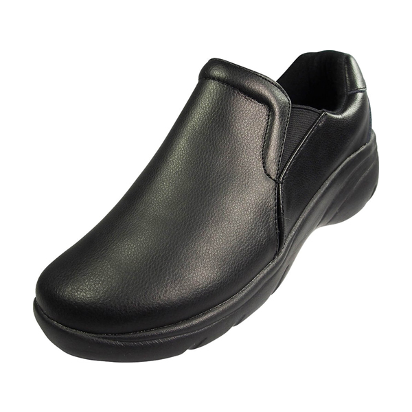 NATURAL UNIFORMS SLIP-ON LEATHER