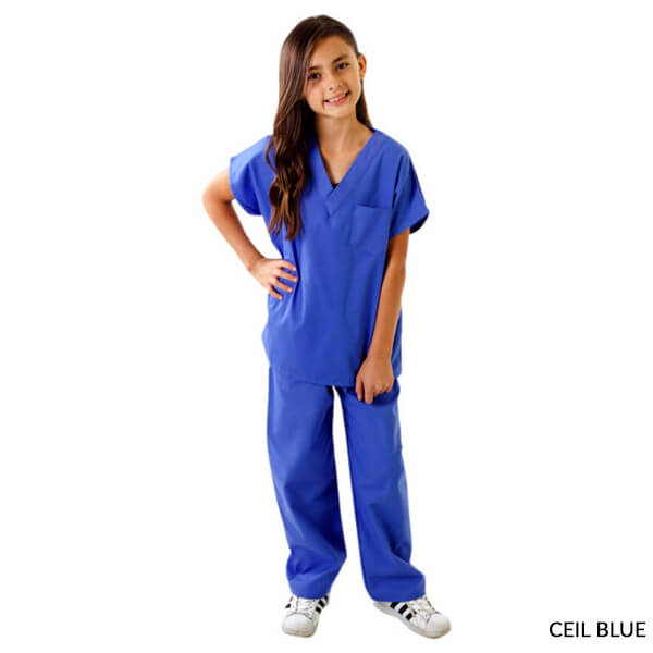 3b67a422ceb CHILDRENS SCRUB SET (STYLE# 516) - Natural Uniforms
