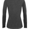 Charcoal Grey tee uniform stretchy fit shaped cotton soft uniform Shirt