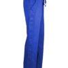 Royal Blue Drawstring Scrub Pant 2 Pocket