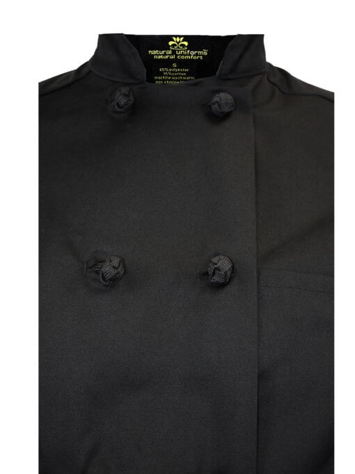 Chef Set Man black Coats